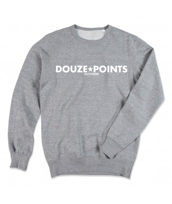 DOUZE POINTS - SWEATER - UNISEX